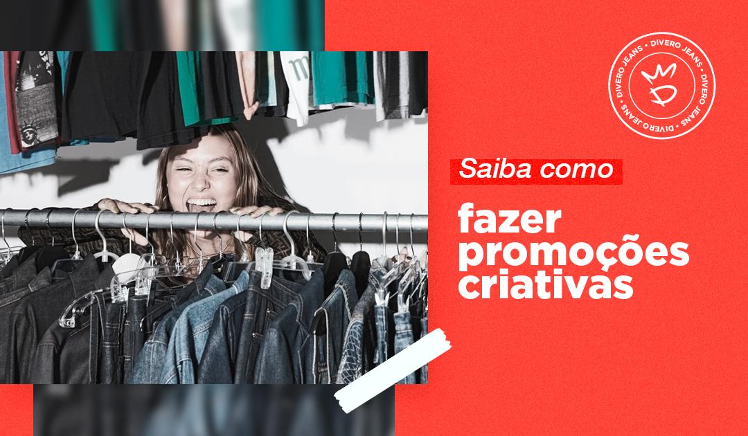 Saiba como fazer promoções criativas para lojas de roupas