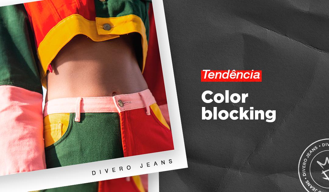 Color blocking: uma tendência primavera verão que voltou com tudo